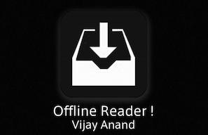 あとで読みたいサイトを保存してオフラインで読める便利なアプリ