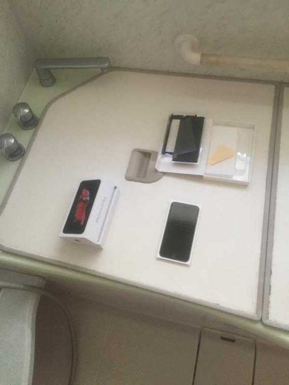 iPhone6s/6s plus保護フィルムを綺麗に簡単に貼る方法